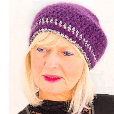 Bonnet-violet2
